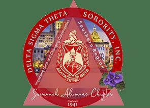 Delta Sigma Theta Sorority, Inc. Logo